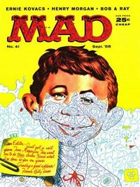 Cover Thumbnail for MAD (EC, 1952 series) #41