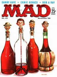Cover Thumbnail for MAD (EC, 1952 series) #42