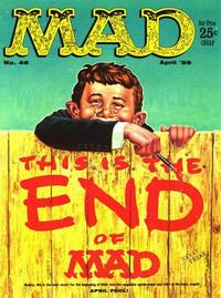 Cover Thumbnail for MAD (EC, 1952 series) #46