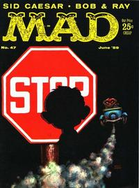 Cover Thumbnail for MAD (EC, 1952 series) #47