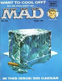 Cover Thumbnail for MAD (EC, 1952 series) #49