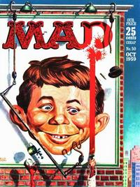 Cover for MAD (EC, 1952 series) #50