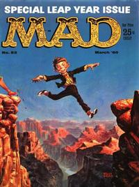 Cover for MAD (EC, 1952 series) #53