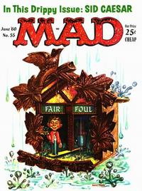 Cover Thumbnail for MAD (EC, 1952 series) #55