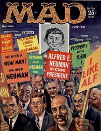 Cover Thumbnail for MAD (EC, 1952 series) #56