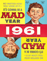 Cover Thumbnail for MAD (EC, 1952 series) #61