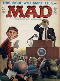 Cover for MAD (EC, 1952 series) #66