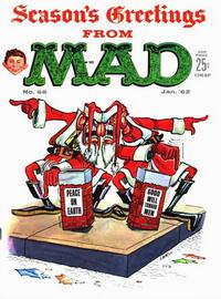 Cover Thumbnail for Mad (EC, 1952 series) #68