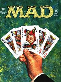 Cover Thumbnail for MAD (EC, 1952 series) #69