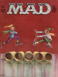 Cover Thumbnail for MAD (EC, 1952 series) #70
