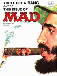 Cover Thumbnail for MAD (EC, 1952 series) #82