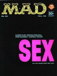 Cover Thumbnail for MAD (EC, 1952 series) #83
