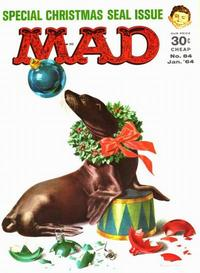Cover Thumbnail for MAD (EC, 1952 series) #84