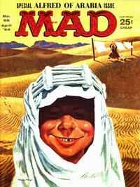 Cover Thumbnail for MAD (EC, 1952 series) #86