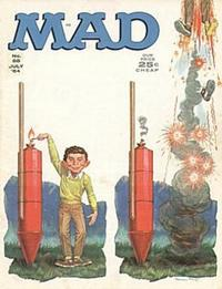 Cover Thumbnail for Mad (EC, 1952 series) #88