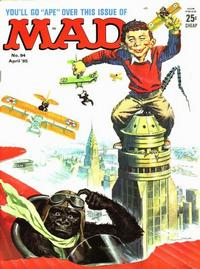 Cover Thumbnail for MAD (EC, 1952 series) #94