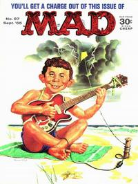 Cover for MAD (EC, 1952 series) #97
