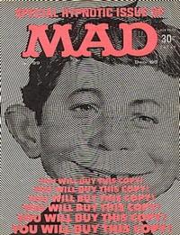 Cover for MAD (EC, 1952 series) #99