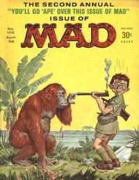 Cover Thumbnail for MAD (EC, 1952 series) #102
