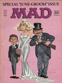 Cover Thumbnail for MAD (EC, 1952 series) #104