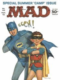 Cover Thumbnail for MAD (EC, 1952 series) #105