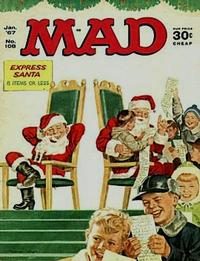 Cover Thumbnail for MAD (EC, 1952 series) #108