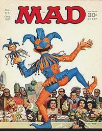 Cover Thumbnail for MAD (EC, 1952 series) #114