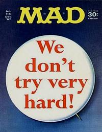 Cover Thumbnail for MAD (EC, 1952 series) #115