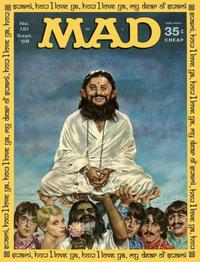 Cover Thumbnail for MAD (EC, 1952 series) #121