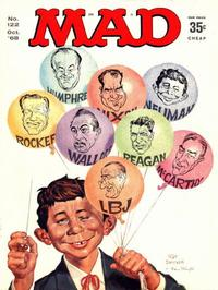 Cover Thumbnail for MAD (EC, 1952 series) #122