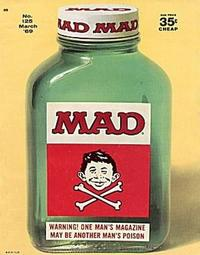 Cover Thumbnail for MAD (EC, 1952 series) #125