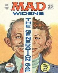 Cover Thumbnail for MAD (EC, 1952 series) #129