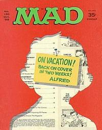 Cover Thumbnail for MAD (EC, 1952 series) #130