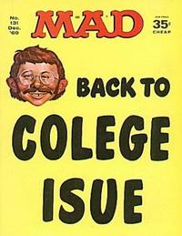 Cover Thumbnail for MAD (EC, 1952 series) #131
