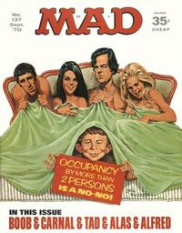 Cover for MAD (EC, 1952 series) #137