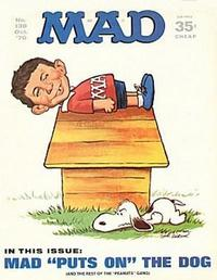 Cover Thumbnail for MAD (EC, 1952 series) #138