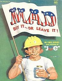 Cover Thumbnail for MAD (EC, 1952 series) #144