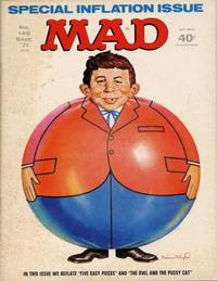 Cover Thumbnail for MAD (EC, 1952 series) #145