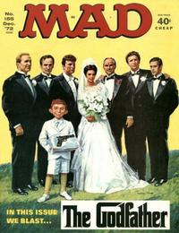 Cover for MAD (EC, 1952 series) #155