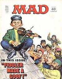 Cover Thumbnail for MAD (EC, 1952 series) #156