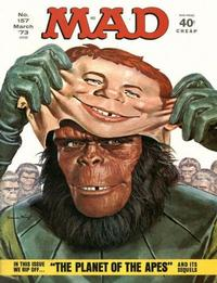 Cover Thumbnail for MAD (EC, 1952 series) #157