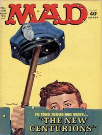 Cover Thumbnail for MAD (EC, 1952 series) #158