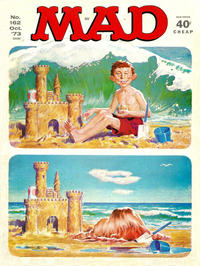 Cover Thumbnail for MAD (EC, 1952 series) #162