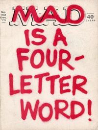 Cover Thumbnail for MAD (EC, 1952 series) #163