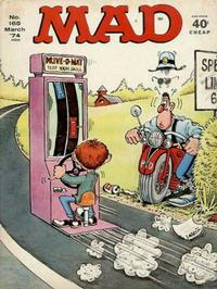 Cover Thumbnail for MAD (EC, 1952 series) #165