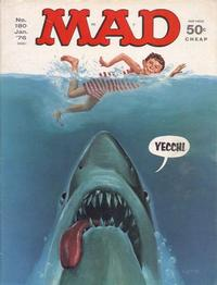 Cover for MAD (EC, 1952 series) #180