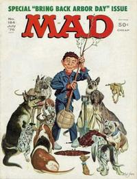 Cover Thumbnail for MAD (EC, 1952 series) #184