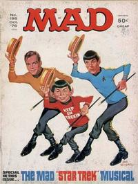 Cover Thumbnail for MAD (EC, 1952 series) #186