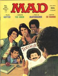 Cover Thumbnail for MAD (EC, 1952 series) #189