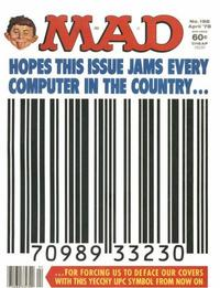 Cover Thumbnail for MAD (EC, 1952 series) #198